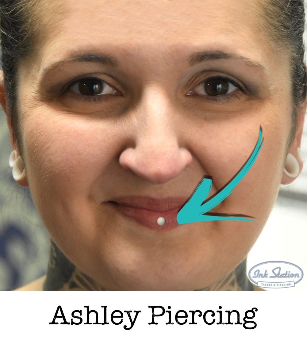Ashley piercing piercing ABC ink station stuttgart piercingstudio