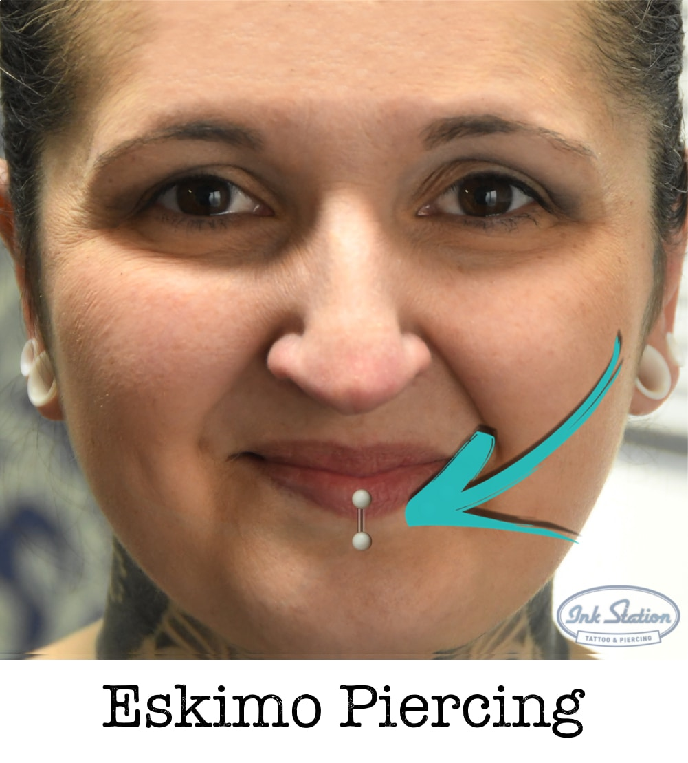 eskimo piercing piercing ABC ink station stuttgart piercingstudio