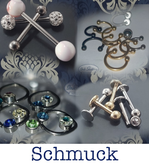 piercingschmuck piercing ABC ink station stuttgart piercingstudio