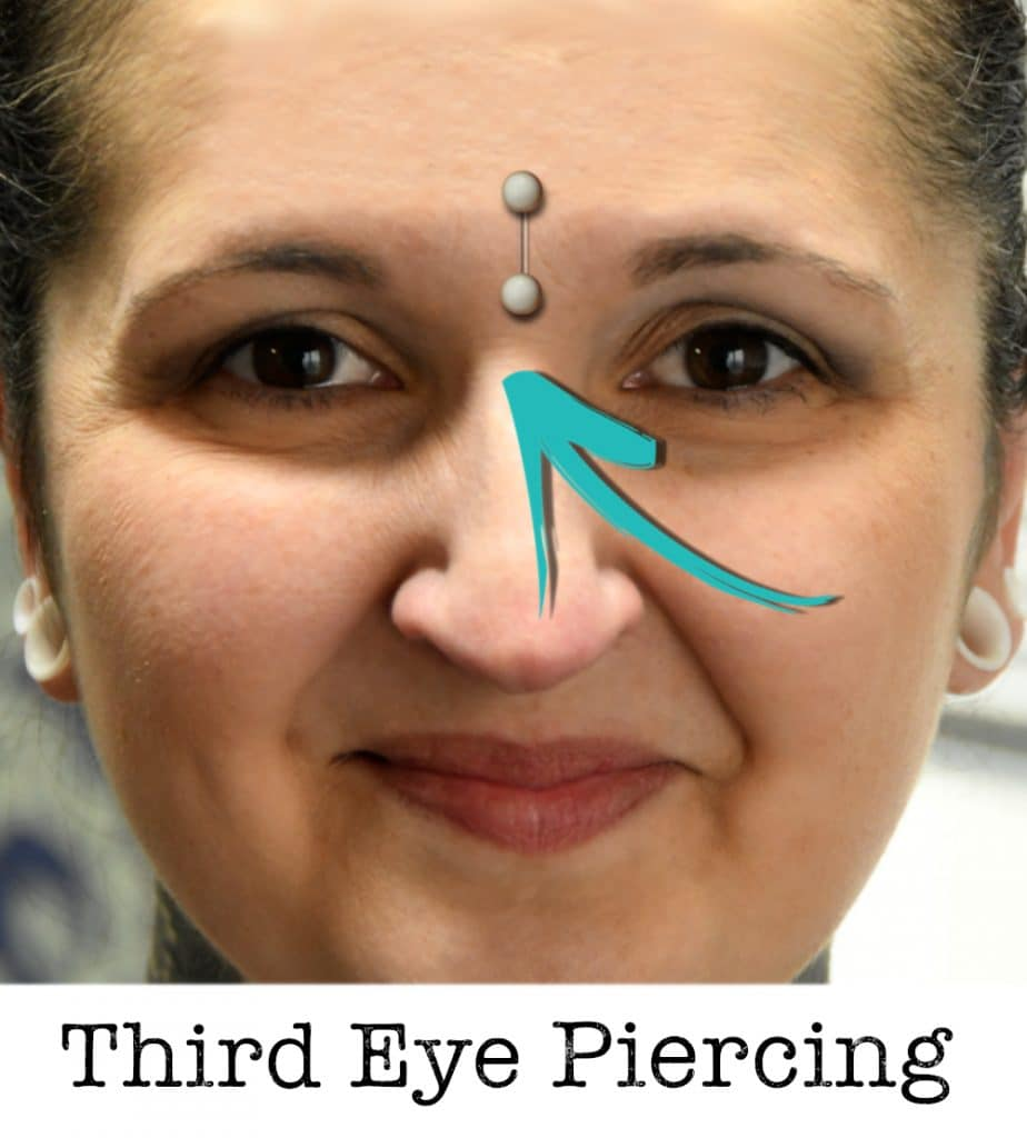 Third Eye piercing piercing ABC ink station stuttgart piercingstudio