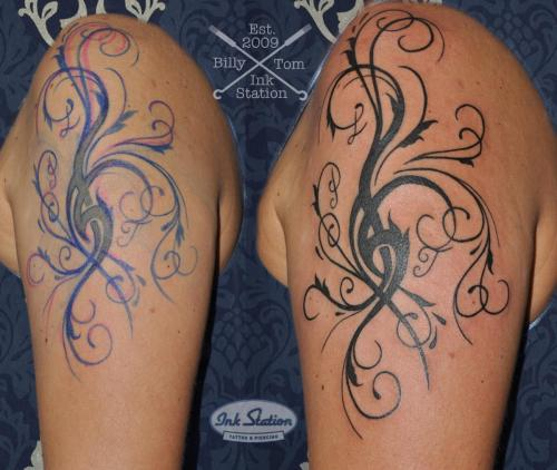Tattoo stuttgart taetowierung 0711 fineline inkstation inked Coverup Coveruptattoo Coveruptattoos Coverupspezialist (13)