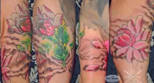 asia tattoo coverup lotus Tattoo stuttgart taetowierung 0711 fineline inkstation inked  inkstationtattoo