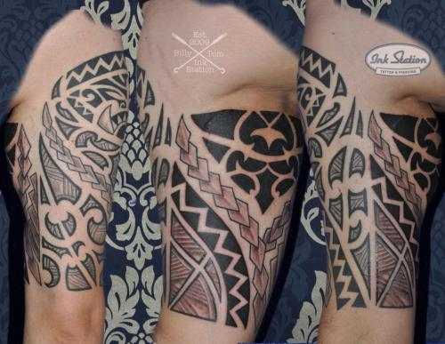 moko polinesisch tattoo maori the rock lines blackwork tattoo stuttgart ink station stuttgart taetowierung 0711 inked.jpg (8)